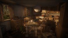 Image result for post apocalypse interior