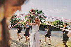 LE BOUQUET DE LA MARIÉE Johanna + Aurèle | Mariages Cools Mariage | Queen For A Day - Blog mariage
