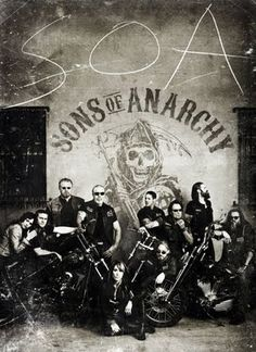 Sons of Anarchy See me and you wouldn't think that I'm hooked on SOA.