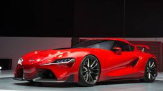 7 Favorite Cars from Detroit - 2014 NAIAS in Detroit - Road & Track Toyota FT1