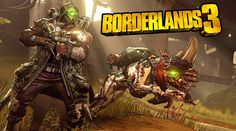 Borderlands may have been one of the original loot shooters, but it's a more crowded market now. While series like Destiny and The Division have cropped Monster Hunter, 2k Games, Epic Games, Borderlands Series, Krieg Borderlands, Handsome Jack, 3 Characters, Cacciatore, Skagen