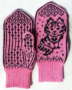 Photo ,  #handschuhesitrickeneinhorn #Photo Mittens Pattern, Knit Mittens, Mitten Gloves, Knitting Socks, Baby Knitting, Crochet For Kids, Knit Crochet, Crochet Hats, Wrist Warmers