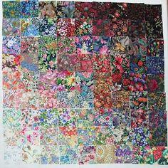 colorwash quilt - Google Search