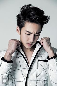 Kim Hyung Jun - bnt International January 2015
