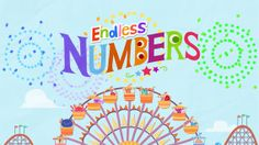 Endless Numbers From the team at ORIGINATOR - the creators of the beloved Endless Alphabet, Endless Reader, and Sesame Street's Monster at the End  https://itunes.apple.com/us/app/id804360921?mt=8