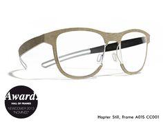 Design: Eric Balzan & Mirko Forti Model: STILL A01S CC001 Since: 2013 Web: www.hapter.it