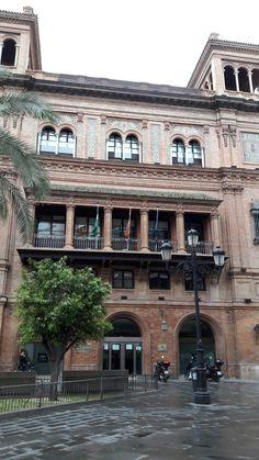 Sevilla. Teatro Coliseo.