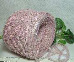 Victoria Beautiful Wool Blend Yarn by RecycleandRepurpose on Etsy
