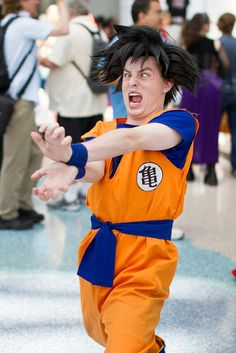 Goku (DBZ) | Anime Expo 2014