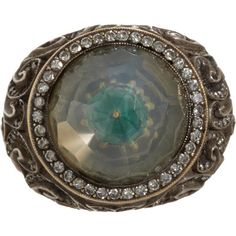 Sevan Bicakci Fountain Carved Moonstone Ring at Barneys.com
