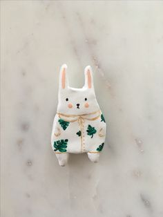 Ceramic bunny magnets  https://www.etsy.com/au/shop/Manard