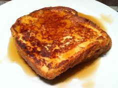 Make and share this Basic French Toast recipe from Food.com.