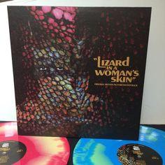 Lizard In A Woman's Skin (Una Lucertola Con La Pelle Di Donna) (Death Waltz Recording)