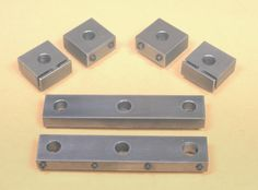 Low Profile Worktable Clamps