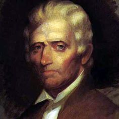 Daniel Boone (b) 11/2/1734 (d) 9/26/1820, Pennsylvania. He was as a wandering hunter and trapper who was one of the earliest white explorers in Kentucky and worked to establish it as a 14th colony. Boone became a legendery hero.