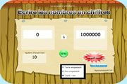 Jeux en ligne pour les nombres et le calcul Home Schooling, Applications, Names, Educational Games Online, Calculus, Software, Computer Science