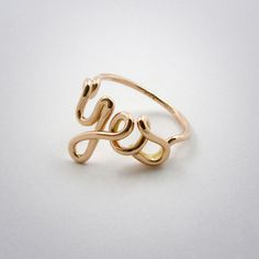 ring - Yes- Rotgold Heart Ring, Ss, Women Wear, Jewelry, Ring, Jewlery, Jewerly, Schmuck, Heart Rings