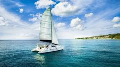 Silver Moon catamaran cruises in Barbados