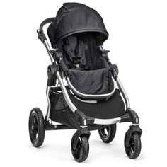 Baby Jogger City Select Silver Frame Stroller, Onyx Baby Jogger http://www.amazon.com/dp/B00G3XRDSA/ref=cm_sw_r_pi_dp_9t2nvb1JFFBSB