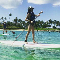 Jenna Ortega in Hawaii