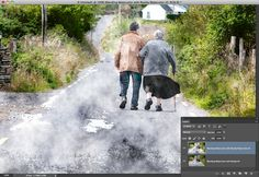 Blending Watercolor with Reality Using Filter Forge | Planet Photoshop