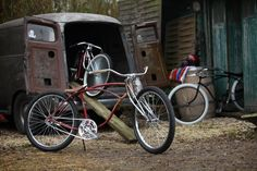 Rat Rod Cruiser Bike - www.ratrodbikes.com