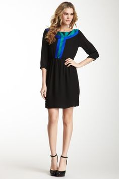 by SMITH  Bastille Colorblock Dress