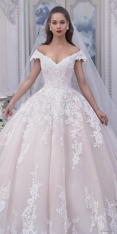demetrios 2019 bridal cap sleeves off the shoulder v neck heavily embellished bodice hem blush princess ball gown a line wedding dress chapel train (2) lv -- Platinum by Demetrios 2019 Wedding Dresses | Wedding Inspirasi #wedding #weddings #bridal #weddingdress #bride ~