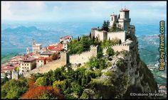 Top 25 Medieval Cities In Europe, Citta di San Marino Italy
