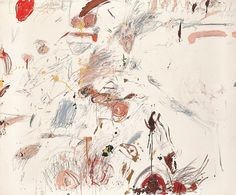 """likeafieldmouse: """" Cy Twombly - Ferragosto - Wax crayon and lead pencil on canvas """" Cy Twombly Art, Cy Twombly Paintings, Contemporary Abstract Art, Modern Art, Picasso Paintings, Ouvrages D'art, Art Moderne, Hanging Art, Abstract Expressionism"""