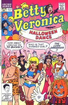 Betty and Veronica 46, Archie Comic Publications https://www.pinterest.com/citygirlpideas/archie-comics/