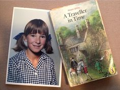 My favourite childhood book was 'A Traveller in Time' by Alison Uttley, which I discovered when I was 10. Penelope lived in the 20th century and was able to time travel to the reign of Mary, Queen of Scots. I was fascinated by the possibility of time travel and spent many a long day wondering if it really could be done. This book is why some of my favourite books today are time travel books; 'The Time Traveller's Wife' by Audrey Niffenegger and Diana Gabaldon's 'Outlander' series.  - Karen…