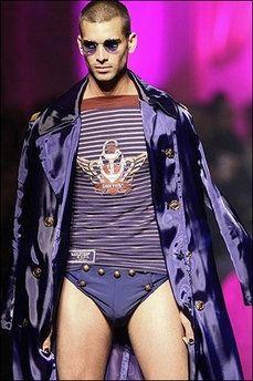 Jean Paul Gaultier collections masculines printemps-été 2008