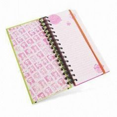 Quality Writing Notebooks with Spiral Binding Writing Notebook, Office Stationery, Silk Screen Printing, Spiral, Notebooks, Prints, Cover, Screen Printing Press, Screen Printing