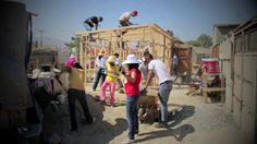 Amor is committed to serving alongside families in need by building homes through life-changing mission trip opportunities. Come on a trip, become an advocate, give to the cause of building hope.  http://www.amor.org/