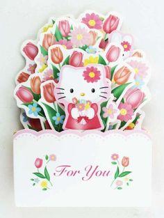 Hello Kitty Gift Card - Sanrio Hello Kitty For You Card [Toy] by Cartoonfansclub, HELLO KITTY to buy just click on amazon here                    http://www.amazon.ca/dp/B00AJ104GU/ref=cm_sw_r_pi_dp_ZqKusb017J8QD