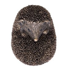 National Trust Bronze Sculpture, Holly hedgehog