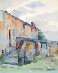 #ClippedOnIssuu from La Corse du Sud par le charme de l'aquarelle : Suzanne Cornillac, 1904-1982
