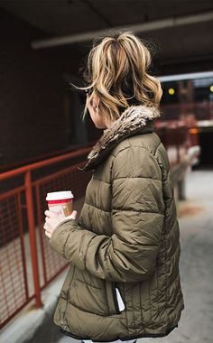 Canada Goose Men Banff Grey Parka Definitely Suits Any Graceful Ladies, Come Here To Purchase! #Warm
