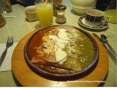 Desayunos Mexicanos para disfrutar en Pátzcuaro en Restaurante Doña Paca