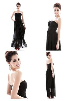 81995c38e1fc Graceful Simple Maxi Dress