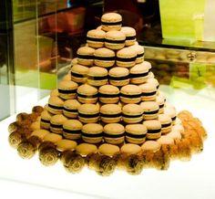 Luxemburglis from Sprungli, Zurich, Switzerland Belgian Chocolate, Basel, Zurich, Delicious Food, Switzerland, Restaurants, Museum, Display, Places