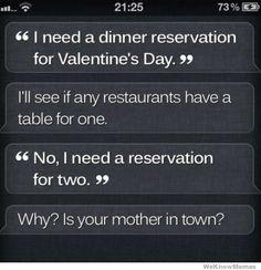 Siri is a bitch