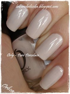 Orly Pure Porcelaine