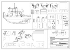 Have you been thinking about building your own boat, but think it may be too much hassle? It is true that boat plans can be pretty complicated. Dinghy Sailboat, Sailing Dinghy, Canoe Plans, Sailboat Plans, Buy A Boat, Diy Boat, Wooden Boat Building, Build Your Own Boat, Tug Boats