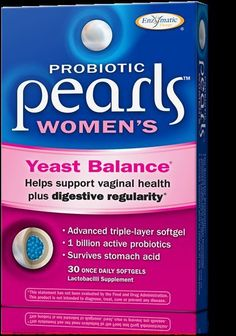 Enzymatic Therapy Probiotic Pearls Womens Yest Balance 30 Softgels Pack of 2 ** See this great product. (This is an affiliate link) Health Plus, Supplements For Women, Stomach Acid, Drugs, Medicine, Therapy, Personal Care, Pearls, Ebay