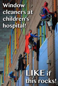 ♥ The most awesome hospital..Seattle Children's