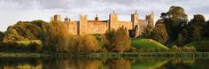 Framlingham Castle, UK