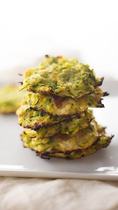 Zucchini Biscuits Low-carb and gluten-free, these zucchini biscuits are nutritious and cheesilicious.Low-carb and gluten-free, these zucchini biscuits are nutritious and cheesilicious. Veggie Dishes, Veggie Recipes, Low Carb Recipes, Diet Recipes, Vegetarian Recipes, Cooking Recipes, Healthy Recipes, Appetizer Recipes, Low Carb Diet