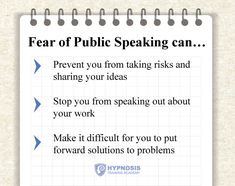 Hypnosis For A Fear Of Public Speaking: Discover The Best Hypnotherapy Techniques To Dissolve & Soothe Your Clients Anxiety Training Academy, Confidence Boost, Hypnotherapy, Public Speaking, Master Class, Anxiety, Language, Success, Language Arts